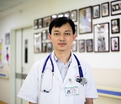 Dr. Li was first introduced to SPDT in 2008 - the year of his graduation from medical school.